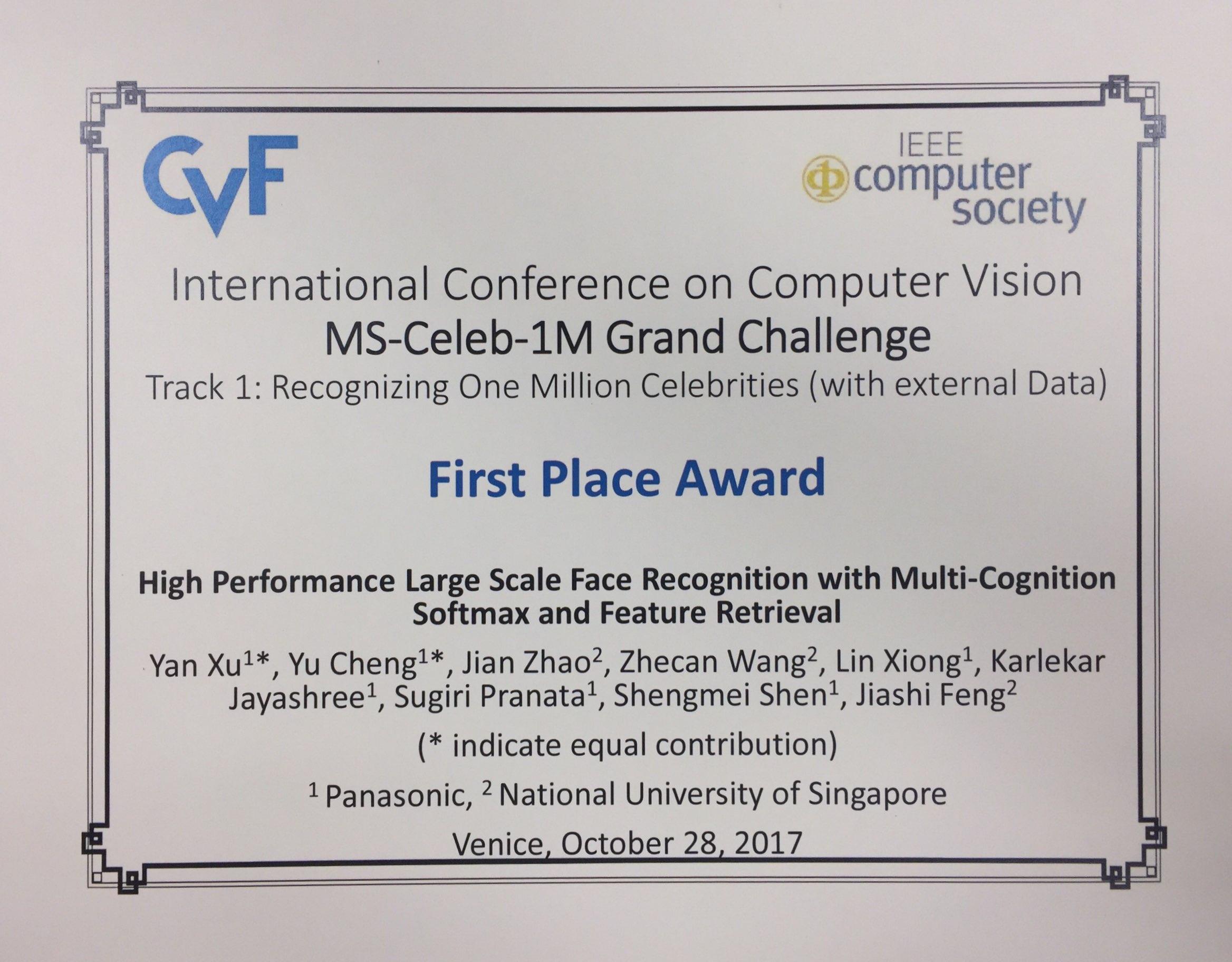 Vggface2 Ms Celeb 1m